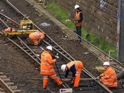 Вакансія для залізничного працівника в Латвії