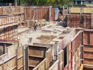 Работа для бетонщика на строительстве
