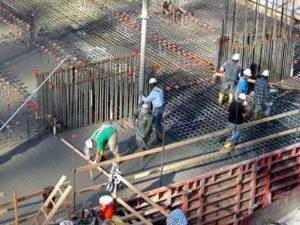 Работа для бетонщика на строительство