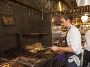 Робота для кухаря мангальщика ресторану при готелі