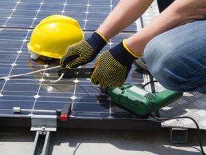 Работа для монтажника солнечных панелей