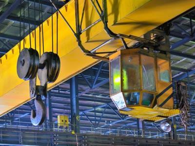 Вакансия для оператора крана в цеху на производстве в Польше