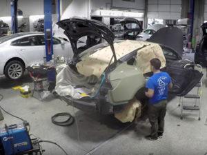 Работа для рихтовщика кузовов легковых автомобилей