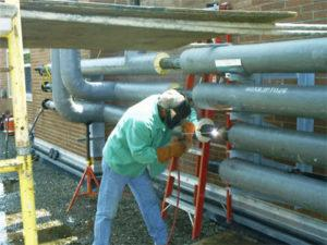 Робота для зварювальника трубопроводів водопостачання