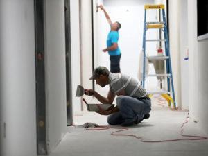 Работа для строителя-универсала внутренней отделки