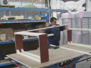 Робота для мебляра на фабриці