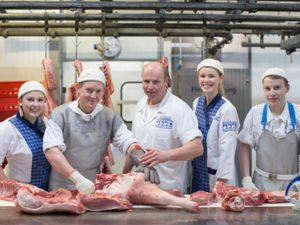Работа для мясников на мясное производство