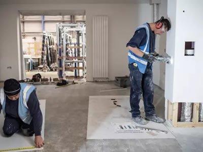 Вакансія для підсобного робітника на будівництві в Польщі