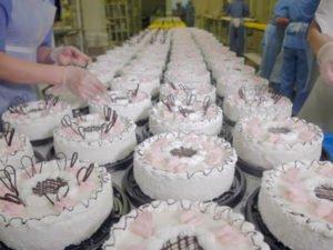 Работа для cтикеровщика на кондитерскую фабрику
