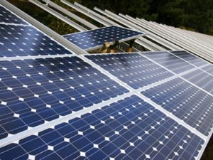 Робота для монтажника на установку сонячних панелей