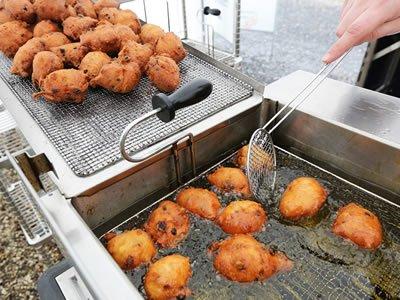 Вакансия для работника на производство пончиков в Польше