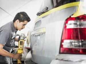 Робота для слюсаря з ремонту кузовів автомобілів на СТО
