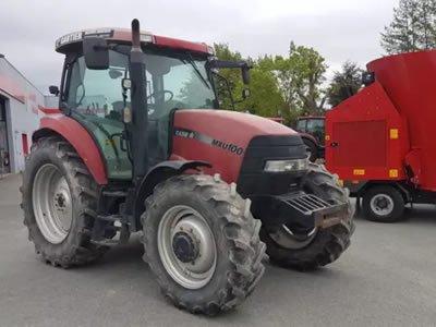 Вакансія для тракториста в Данії