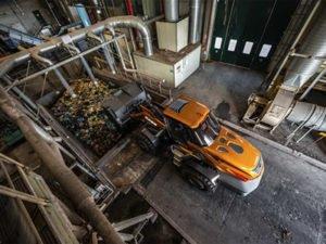 Робота для водія навантажувача на фабриці з виробництва кормів для тварин