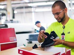 Работа на обувной фабрике