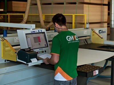 Вакансія для оператора на меблевій фабриці в Чехії