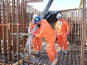 Робота для арматурщика, бетонщика, інженера на будівництві
