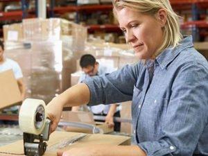 Робота для пакувальника пластикової продукції на виробництві