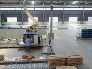 Робота оператором на меблевій фабриці