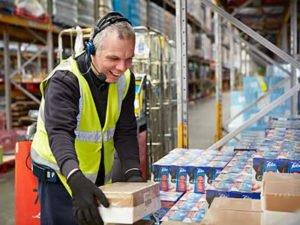 Работа для упаковщика товара на складе в Литве