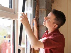 Работа на строительстве жилых домов
