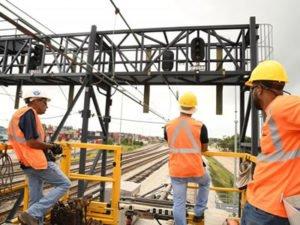 Работа для помощники электромонтера на железной дороге