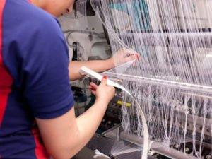 Робота для оператора ткацьких верстатів на виробництві