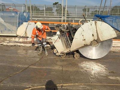 Вакансия для работника по резке бетона в Германии