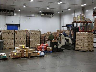 Вакансия для работника пищевого склада в Польше