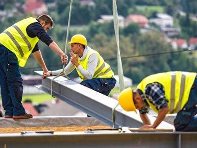 Потрібні працівники будівельних професій в Німеччині