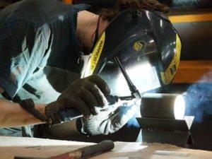 Работа для сварщика-аргонщика на производстве