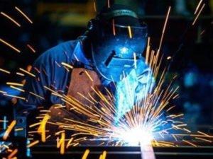 Работа для электрогазосварщика на производстве