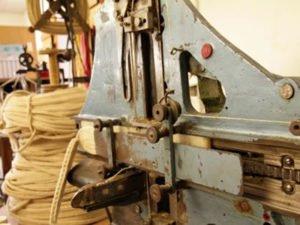 Робота в компанії, що займається плетінням канатів