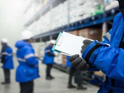 Вакансия для кладовщика на складе компании, что занимается общественным питанием в Польше