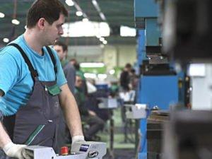 Работа на производстве комплектующих/полуфабрикатов