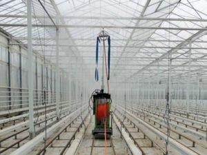 Работа по подготовке теплицы к новому урожаю