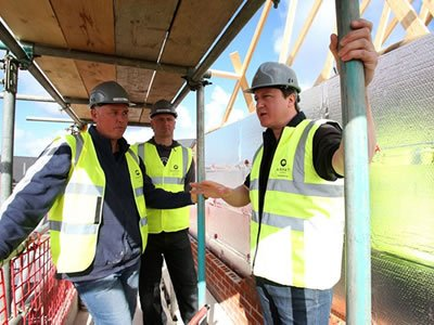 Вакансия для строителя универсала в Бельгии