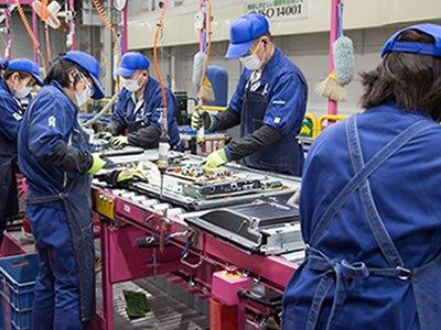 Стажування для студентів на заводі в Німеччині