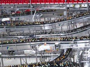 Работа для студентов на заводе по сортировке стеклотары