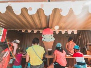 Работа для студентов в парках развлечений