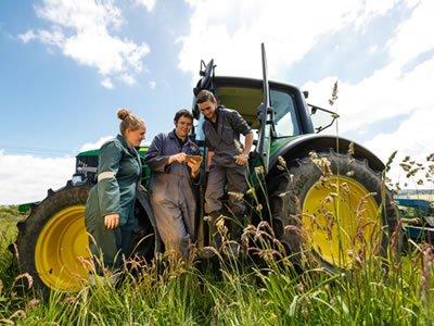 Стажировка для студентов в сельском хозяйстве в Германии