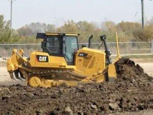 Робота для машиніста бульдозера на будівництво доріг