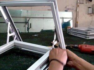 Робота для складальника алюмінієвих конструкцій на виробництві