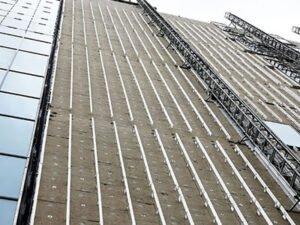 Робота для фасадчика на мокрий і вентильований фасад