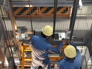 Робота для монтажника на будівництво і установку ліфтів