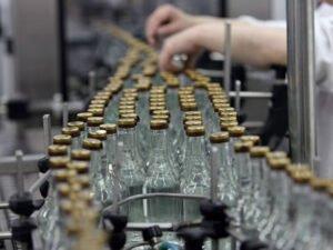 Робота на виробництві алкогольної продукції