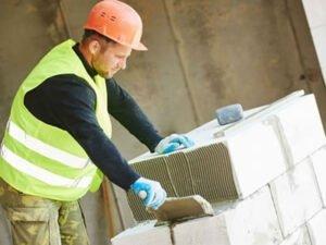 Робота для муляра на будівництві