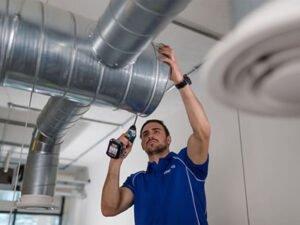 Робота для монтажника вентиляційних систем