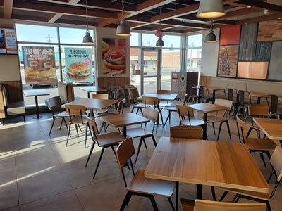 Стажування для студентів у ресторані Burger King в Німеччині