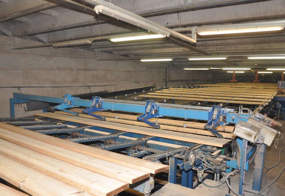Вакансия для разнорабочего на производстве по переработке древесины в Литве